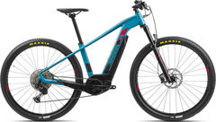 Orbea Keram 27 Max S Blue/Red  click to zoom image