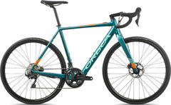 Orbea Gain D20 XS Turquoise/Orange  click to zoom image