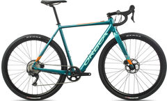 Orbea Gain D31 XS Turquoise/Orange  click to zoom image
