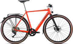 Orbea Gain F10 XS Red/Black  click to zoom image