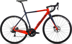 Orbea Gain M30 XS Red/Blue  click to zoom image