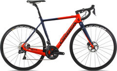 Orbea Gain M20i XS Red/Blue  click to zoom image