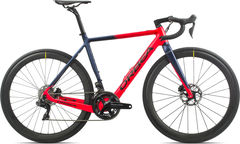 Orbea Gain M10i XS Red/Blue  click to zoom image