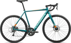 Orbea Gain D50 XS Turquoise/Orange  click to zoom image