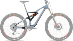 Orbea Rallon+Float X2 S/M Blue/Red  click to zoom image