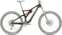 Orbea Rallon+Float X2 S/M Green/Orange  click to zoom image