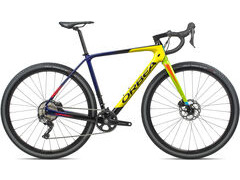 Orbea Terra M30 1X XS Yellow-Black  click to zoom image