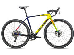 Orbea Terra M20 1X XS Yellow-Black  click to zoom image