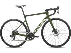 Orbea Orca M21eTeam 47 Military Green  click to zoom image