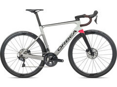 Orbea Orca M20LTD 47 Grey-Red  click to zoom image