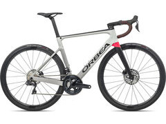 Orbea Orca M20iLTD 47 Grey-Red  click to zoom image