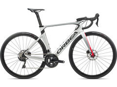 Orbea Orca Aero M30Team 47 Silver-Red-Carbon  click to zoom image