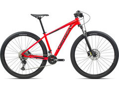 Orbea MX 27 30 S Red-Black  click to zoom image