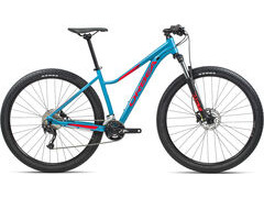 Orbea MX 29 ENT 40 L Blue-Red  click to zoom image