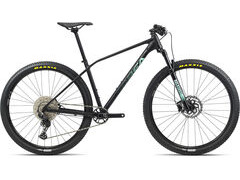 Orbea Alma H50 S Black-Green  click to zoom image