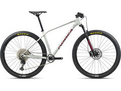 Orbea Alma H50 S White-Grey-Red  click to zoom image