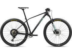 Orbea Alma H30 S Black-Green  click to zoom image