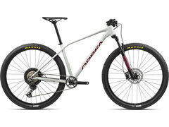 Orbea Alma H30 S White-Grey-Red  click to zoom image