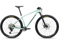 Orbea Alma M25 S Ice Green  click to zoom image