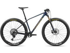 Orbea Alma M-Pro S Blue-Gold  click to zoom image