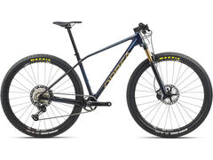 Orbea Alma M-Team S Blue-Gold  click to zoom image