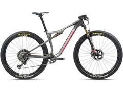 Orbea OIZ M-Team S Anthracite-Red  click to zoom image