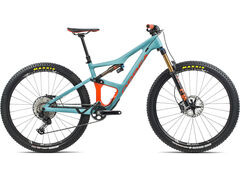 Orbea Occam M10 S Blue-Orange  click to zoom image