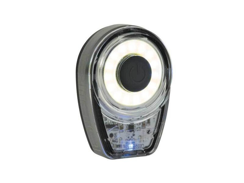 Moon Ring-W USB Rechargeable Front Light click to zoom image