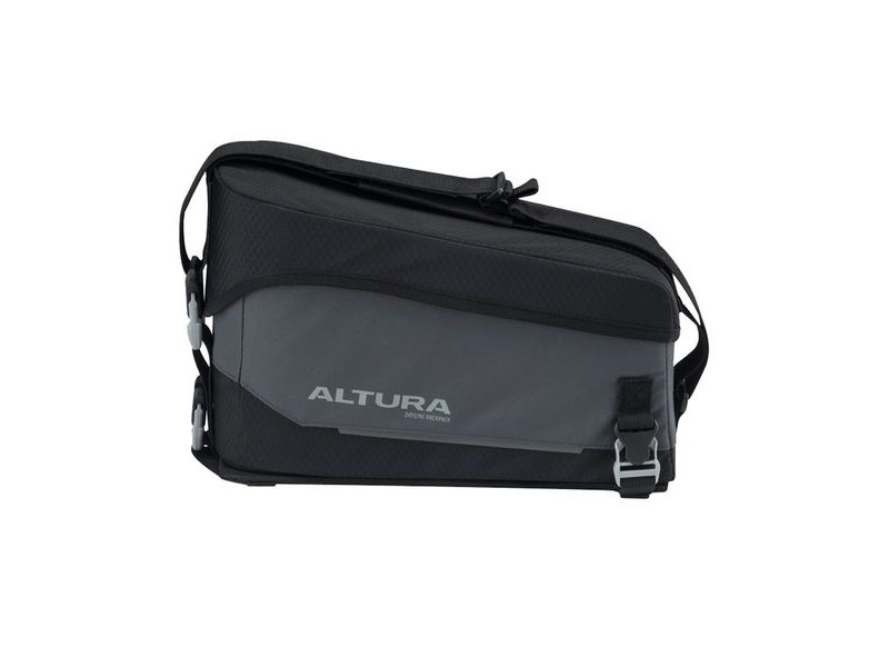 Altura Dryline 2 Rackpack: Grey/black 7 Litre click to zoom image