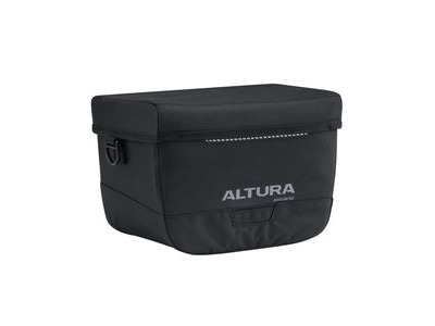 Altura Arran 2 Bar Bag: Black 5 Litre