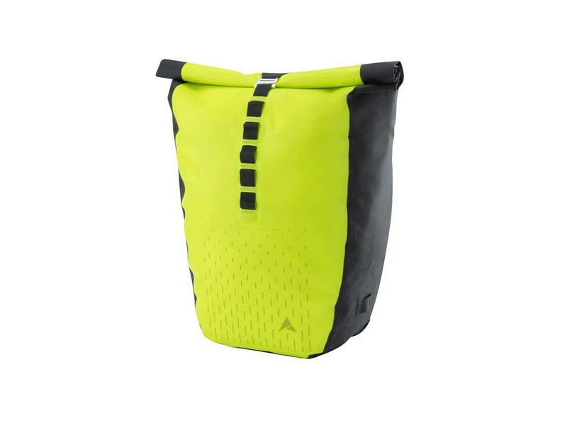 Altura Thunderstorm City 20 Pannier 2019 Hi-viz Yellow/Black click to zoom image