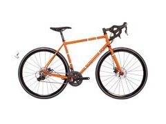 The Light Blue Robinson RD 105 53cm Volcano Orange  click to zoom image