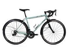 The Light Blue Wolfson Ultegra 56cm Cambridge Blue  click to zoom image