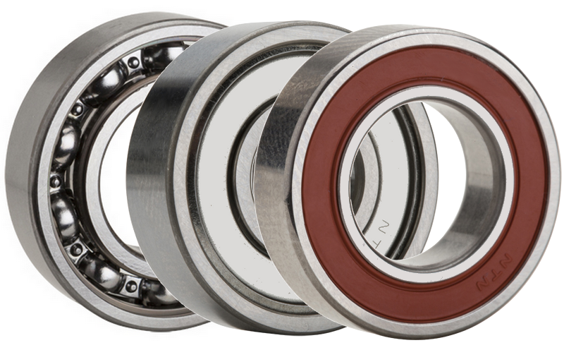 6000 2rs ss Bike Bearing Stainless Steel