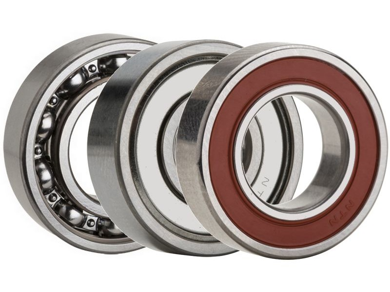 Kinetic 6000-2RS Stainless Steel Sealed Bearing click to zoom image