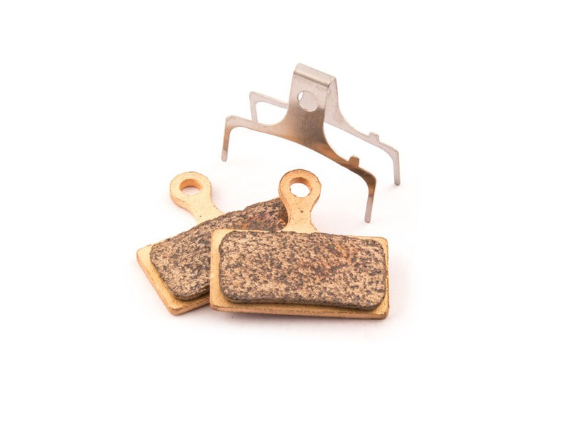 Clarks VRS852 - Elite Semi-metallic Disc Brake Pads For XTR M985 XT M785 SLX M666 Deore M615 Alfine click to zoom image