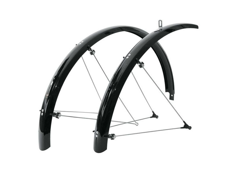 "SKS Bluemels Mudguard Set Black 26"" click to zoom image"