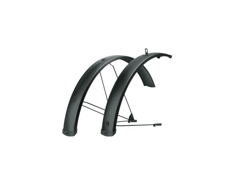 "SKS Bluemels U-stay MTB Mudguard Set 27.5-29"" 75mm click to zoom image"