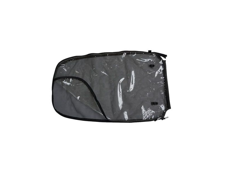 Hamax Outback Front Window (Cover & Mesh) click to zoom image