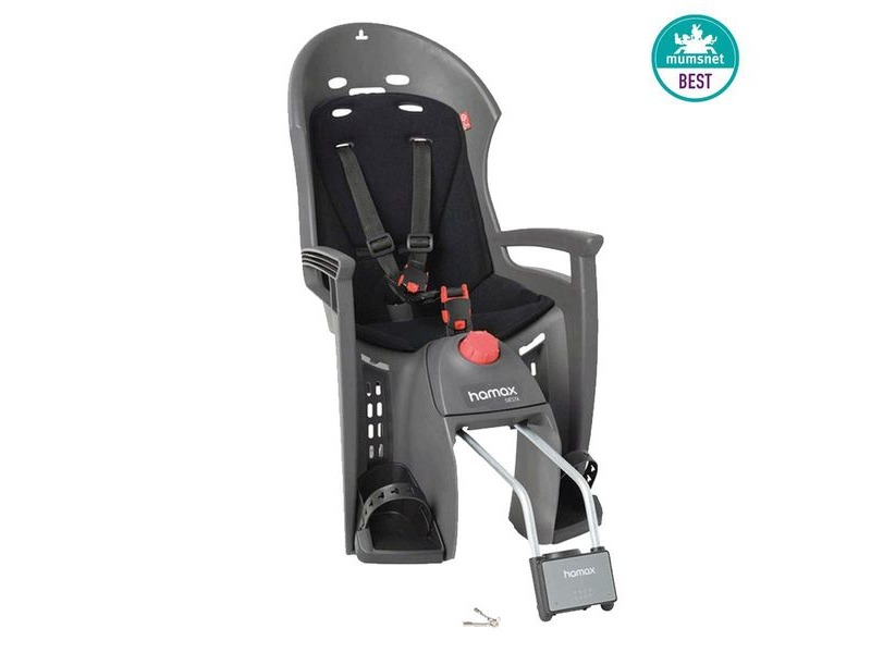 Hamax Siesta Rear Frame Mount Childseat click to zoom image